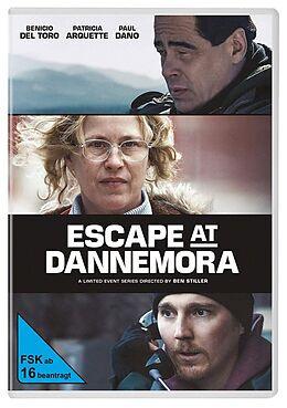 Escape at Dannemora DVD
