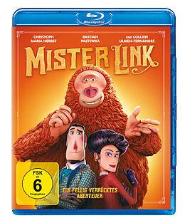 Mister Link - Ein fellig verrücktes Abenteuer Blu-ray