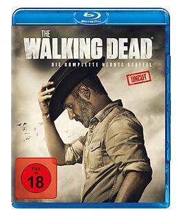 The Walking Dead - Staffel 9- Blu-ray Blu-ray