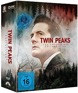 Twin Peaks - Staffel 1-3 DVD