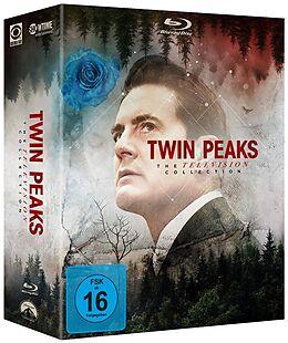 Twin Peaks -Seas.1-3-TV Coll.Box-BR Blu-ray