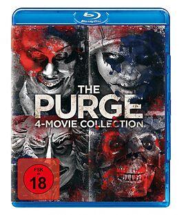 The Purge 1-4 - Blu-ray Blu-ray