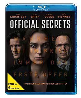 Official Secrets Blu-ray