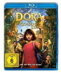 Dora und die goldene Stadt Blu-ray