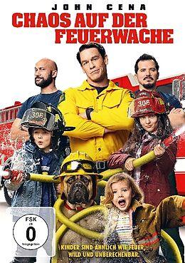 Chaos auf der Feuerwache DVD