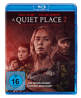 A Quiet Place 2 - BR Blu-ray