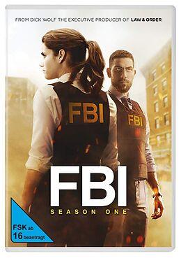 FBI - Staffel 01 DVD