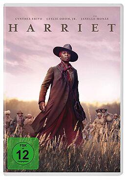 Harriet - Der Weg in die Freiheit DVD