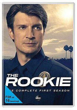 The Rookie - Staffel 01 DVD