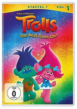 Trolls - Die Party geht weiter! - Staffel 01 / Vol. 1 DVD