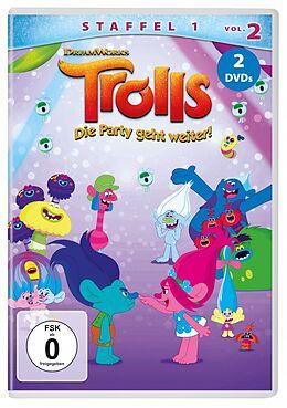 Trolls - Die Party geht weiter! - Staffel 01 / Vol. 2 DVD