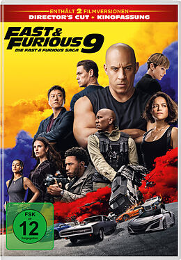 Fast & Furious 9 DVD