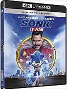 Sonic le film - 4K Blu-ray UHD 4K