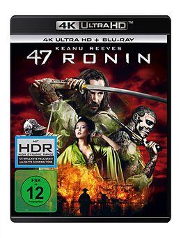 47 Ronin Blu-ray UHD 4K + Blu-ray