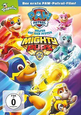 Paw Patrol - Mighty Pups DVD