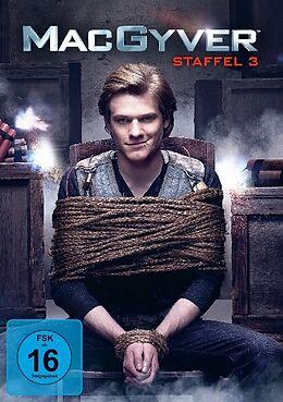 MacGyver - Staffel 03 DVD