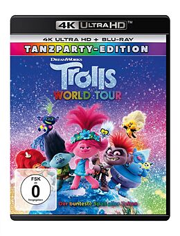 Trolls World Tour - 4K UHD Blu-ray UHD 4K