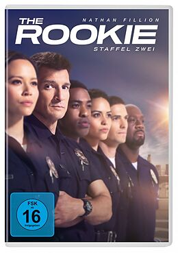 The Rookie - Staffel 02 DVD