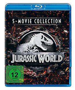 Jurassic World - 5-movie Collection Blu-ray