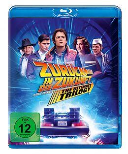 Zurück In Die Zukunft Trilogie - Blu-ray Blu-ray