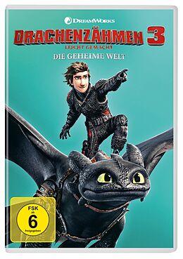 Drachenzähmen leicht gemacht 3 - Die geheime Welt DVD