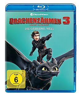 Drachenzahmen Leicht Gemacht 3: Die Geheime Welt - Blu-ray