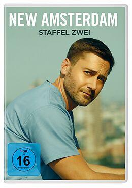 New Amsterdam - Staffel 02 DVD