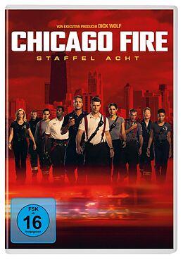 Chicago Fire - Staffel 08 DVD