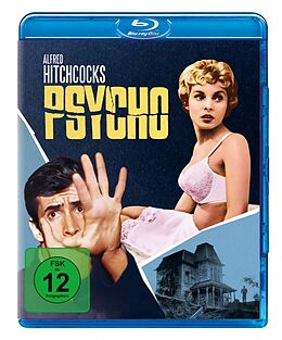 Psycho (uncut) - Blu-ray Blu-ray