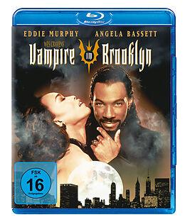 Vampire in Brooklyn Blu-ray