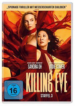 Killing Eve - Staffel 03 DVD