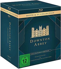 Downton Abbey - Die Komplette Sammlung (serie & S Blu-ray