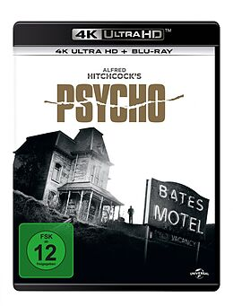 Psycho - 4k Uhd Blu-ray UHD 4K