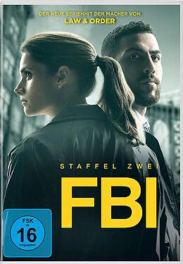 FBI - Staffel 02 DVD