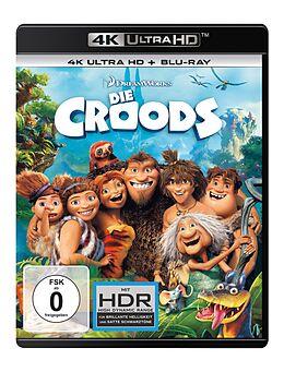Die Croods - 4k Uhd Blu-ray UHD 4K