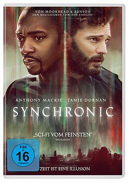 Synchronic - Zeit ist eine Illusion DVD