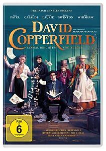 David Copperfield - Einmal Reichtum und zurück DVD