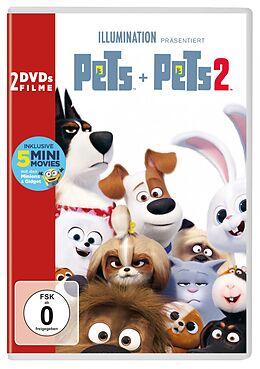 Pets & Pets 2 DVD