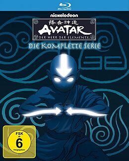 Avatar - Herr der Elemente - Kompl.Serie Blu-ray
