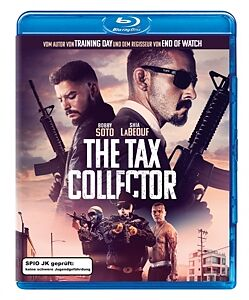 The Tax Collector Blu-ray
