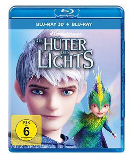 Die Hüter des Lichts Blu-ray 3D