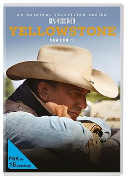 Yellowstone - Staffel 01 DVD