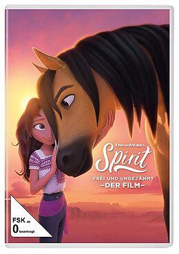 Spirit - Frei und ungezähmt DVD