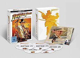 Indiana Jones 1-4 Limited Edition Blu-ray UHD 4K + Blu-ray