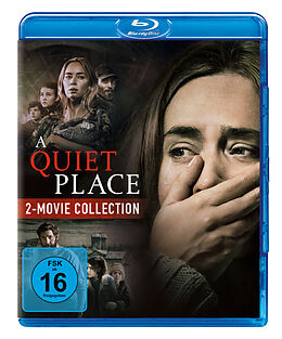 A Quiet Place + A Quiet Place 2 - BR Blu-ray