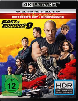 Fast & Furious 9 Blu-ray UHD 4K