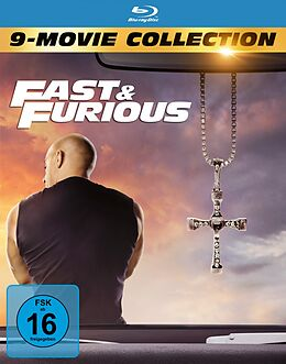 Fast & Furious 9 Movie Collection Blu-ray
