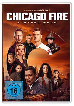 Chicago Fire - Staffel 09 DVD