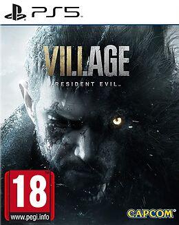 Resident Evil Village [PS5] (D/F/I) als PlayStation 5-Spiel