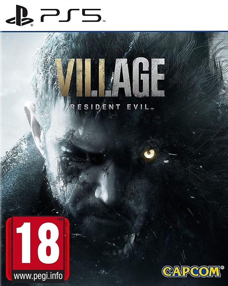 Resident Evil Village [PS5] (D/F/I)
